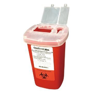 西域推荐 安全容器 0311-150F 3-809-01