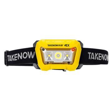 铁朗 LED防爆头灯,HL003EX,200lm,感应控制,单位:个