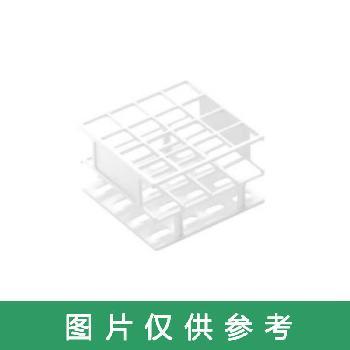 TARSONS,强化塑料试管架(小型)201013-W 25mm 16孔,62-2939-75