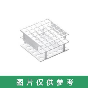 TARSONS,强化塑料试管架(小型)201012-W 20mm 20孔,62-2939-68