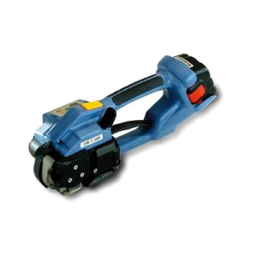 西域推荐 自动免扣充电式打包机,PP、PET带,带宽:12-16mm,带厚:0.5-1.0mm,OR200