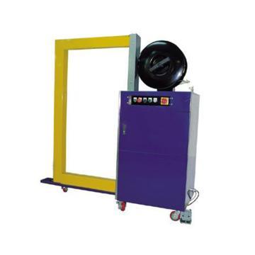 三圈牌 侧面打包机,适用打包带宽度(mm) : 6-15