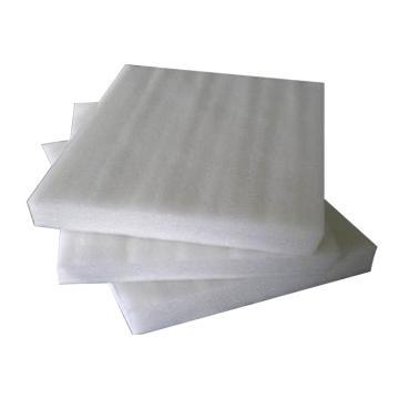 西域推荐 珍珠板泡沫板,白色1m*2m*20mm