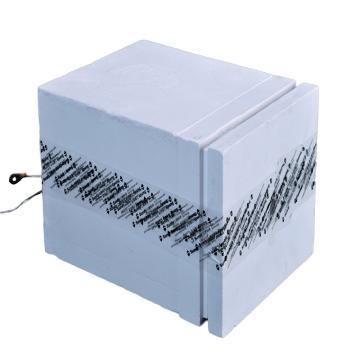 三德科技 高温炉膛,规格SDMF300.11-005-A1,适用型号SDMF,订购货号4001053