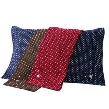 金号/依诗家 毛巾,94g 70*34.5cm SK/1255H,双层花式线提绣