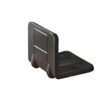 西域推荐 长方形塑料护角, 50*35*3mm 500个/包