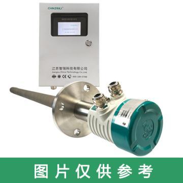 江苏智瑞 氧化锆氧量分析仪,HVZR-508AL-TAFNB 防腐耐磨型