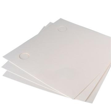 格洁滤油纸,270g 宽191mm*191mm 孔中心距125mm 孔径25mm,孔上边缘离上边距48mm 1000张/箱