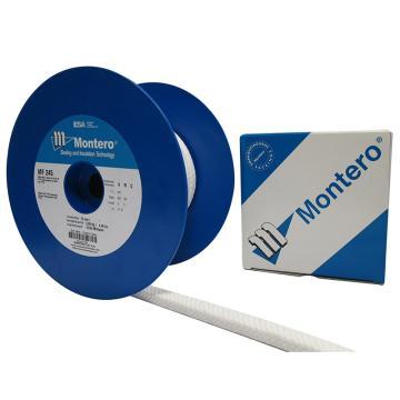 西班牙MONTERO,MF-245纯四氟盘根,4*4,公斤价,5公斤/卷,5的倍数订货