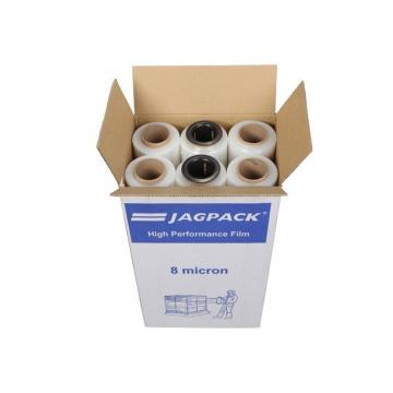 JAGPACK 8μm纳米手工缠绕膜,宽度500mm,厚度8um,长度500m,净重1.84kg(6卷/箱)
