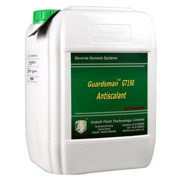 格士曼 阻垢剂,GT190(标准液),20KG/桶