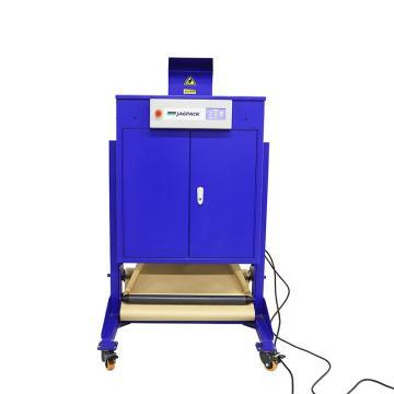 JAGPACK 牛皮纸机,手动,机器尺寸:W760mm*H1750mm