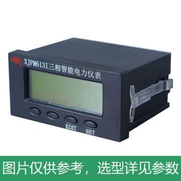 许继 三相电压/电流测控电表,XJPM613I 3×5(6)A 50HZ