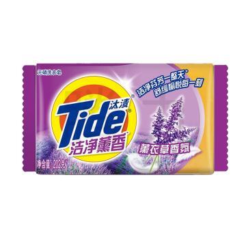 汰渍洁净薰香洗衣皂,202克/袋