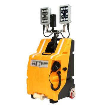众朗星 便携式移动工作灯,2×30W,DC25.9V,22Ah,ZL8307,单位:套