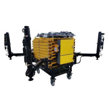 众朗星 便携式移动工作灯,4×500W,ZL8306,单位:套