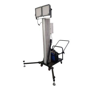 众朗星 便携式移动工作灯,2×150W,ZL8302,单位:套