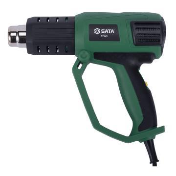 世达SATA 经济型数显热风枪,2000W,97925