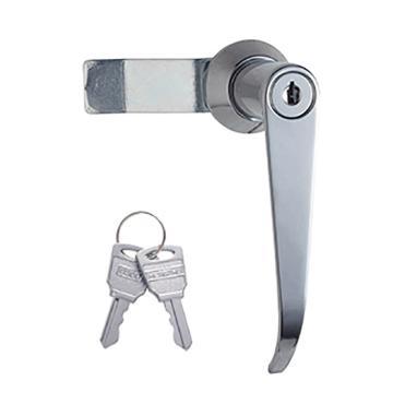 恒珠 手柄锁,配电箱锁,MS301-2-1,有锁芯