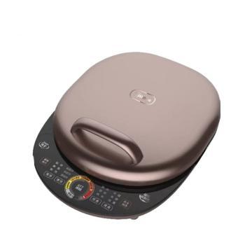 美的 煎烤机,可拆烤盘,JS3006