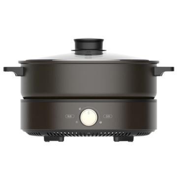 美的 电火锅,家用4L,DH2601