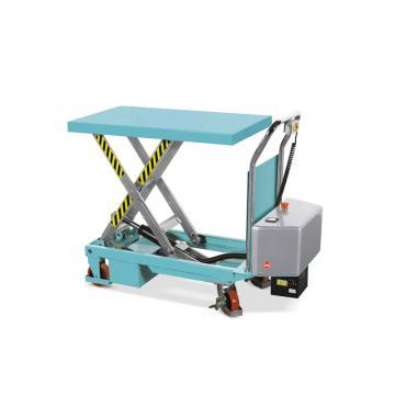 亚迈狮Ameise 单层电动剪式升降平台车 载重500kg 提升440-1025mm 平台1010*520*50mm,ETF 50