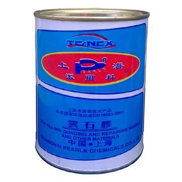 派尔科 云石胶,黑色,3kg/桶