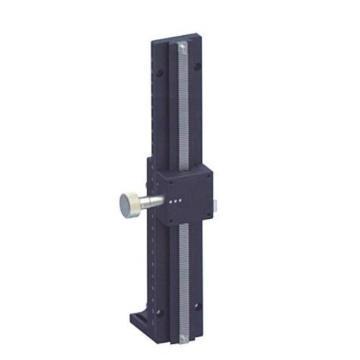 西域推荐 单轴燕尾槽型手动平台,LWZ40-L100