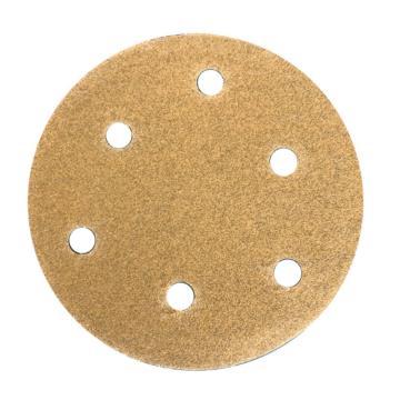 3M 五孔自粘圆形砂纸,120目