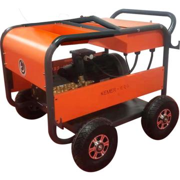 克麦尔 电动高压清洗机,KM-E2815 380V 9.2KW 280bar 15L/min