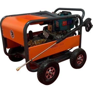 克麦尔 柴油高压清洗机,KM-D2815YC 12V 18HP 280bar 15L/min