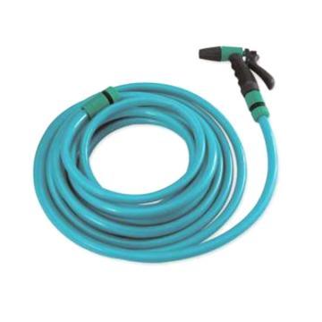 象头 PVC自来水洗车管,20m,适用压力10bar,绿色(不含枪头)
