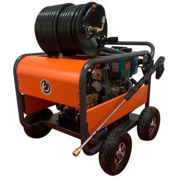 克麦尔 柴油高压清洗机,KM-D2815YC PLUS 280bar 15L/min 卷轴版