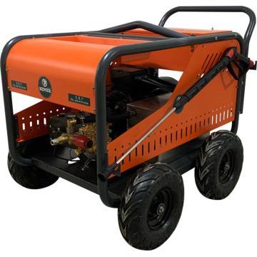 克麦尔 电动高压清洗机,KM-E350 380V 15KW 350bar 22L/min
