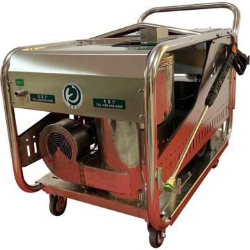克麦尔 热水高压清洗机,KM-2515HT PLUS 250bar 15L/min 不锈钢版