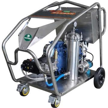 克麦尔 电动超高压清洗机,BT-2280 380V 35KW 800bar 22L/min