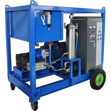 克麦尔 电动超高压清洗机,BT-17150 380V 37KW 1500bar 17L/min