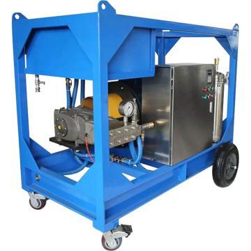 克麦尔 电动超高压清洗机,BT-23100 380V 45KW 1000bar 23L/min