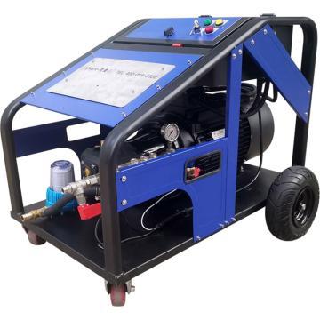 克麦尔 电动高压清洗机,KM-E350J 380V 15KW 350bar 22L/min