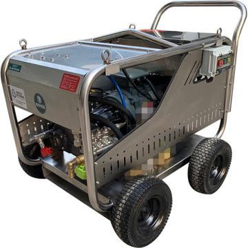 克麦尔 电动高压清洗机,KM-E5028 380V 22KW 500bar 28L/min