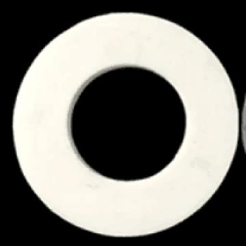 捷丰流体 聚四氟乙烯垫片(环垫),外径16mm,内径8mm,厚度3mm,100个/包