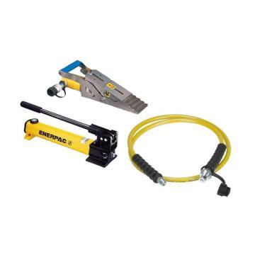 恩派克 液压提升器套装,16Ton,LW-16+油管HC7210+泵P392