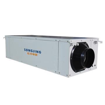 松井 吊顶酒窖恒温恒湿空调,DHF-2A,220V,制冷量2.0KW。不含安装及辅材。区域限售