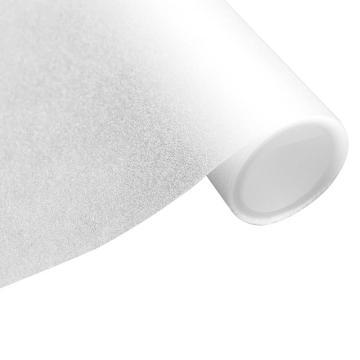 安赛瑞 磨砂玻璃贴膜,自粘防晒膜玻璃贴纸,80cmx5m,无胶