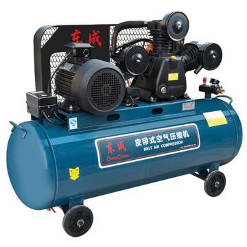 东成 皮带式空气压缩机,Q3E-FF-0.9/8