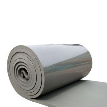 安赛瑞 灰色吸音隔音防水棉自粘,阻燃隔音板,厚3cm,1x10m