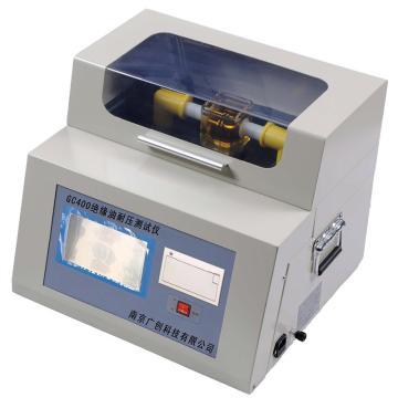 南京广创 绝缘油耐压测试仪,GC400