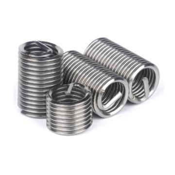 巴山 GJB119.1A-2015钢丝螺套,2.5X0.45X8,1Cr18Ni9