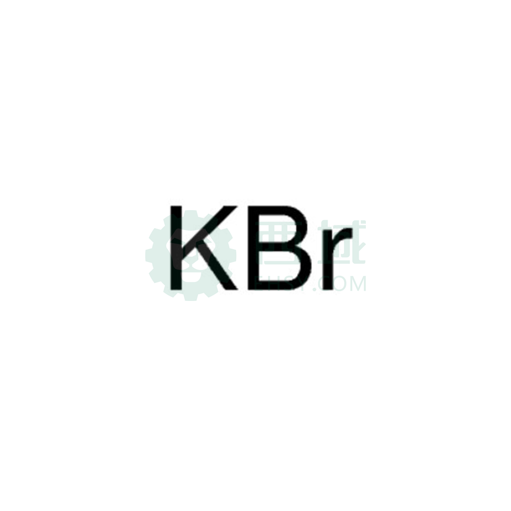 CAS:7758-02-3|溴化钾|AR(沪试),≥99.0%|500g