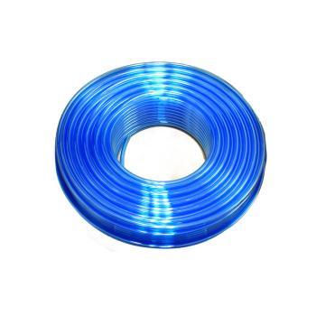 牧气MOOXEE MTPU聚醚软管,透明蓝,200米/卷,MTPU0425CB-200